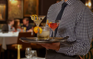 Atlas cocktail server